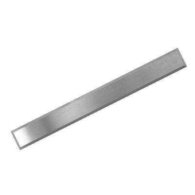 Guiding strip made of stainless-steel AISI 304 H PH