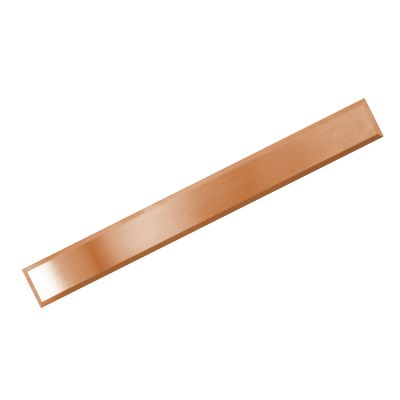 guiding strip made of bronze BR H PH