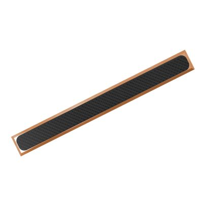 guiding strip made of bronze BR H P-TPU