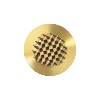 Warning stud made of brass MS KDR