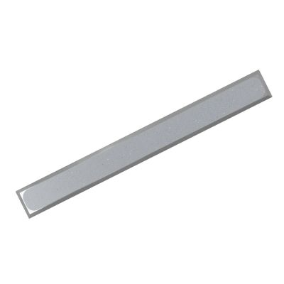 AISI 316L H P-PVC R11 guiding strip made of stainless-steel