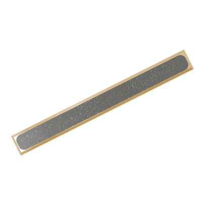 MS H P-PVC R11 guiding strips made of brass