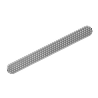 Guiding strip made of stainless steel AISI 316L P2