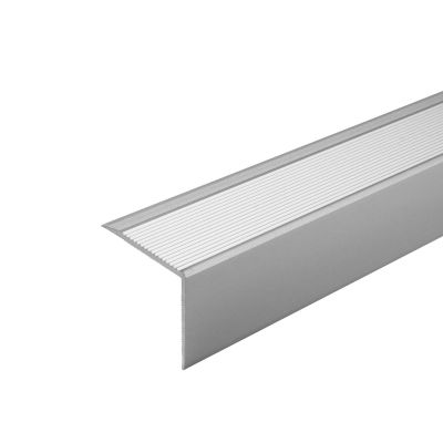 ALH without elox stair nosing made of aluminium