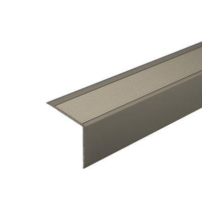 ALH elox C-33 stair nosing made of aluminium