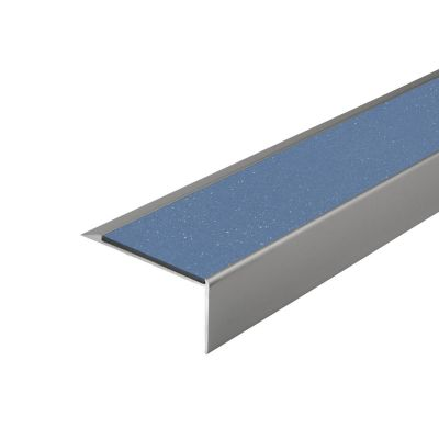 ALH1 PVC R11 elox C-31 stair nosing made of aluminium