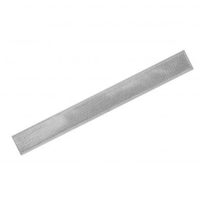 Guiding strip made of stainless steel AISI 316L H PD2