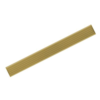 Guiding strip made of brass MS H P2