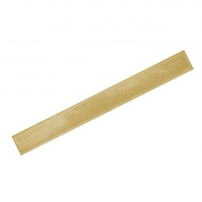 Guiding strip made of brass MS H PD2