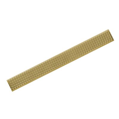 Guiding strip made of brass MS H PD3