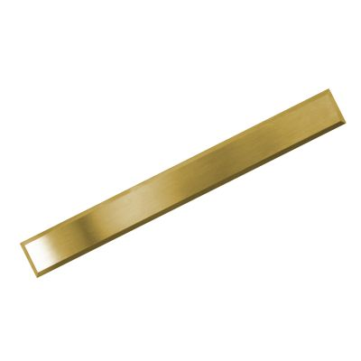 Guiding strip made of brass MS H PH