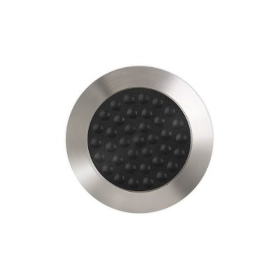 Warning stud made of stainless-steel AISI 316L K-TPU
