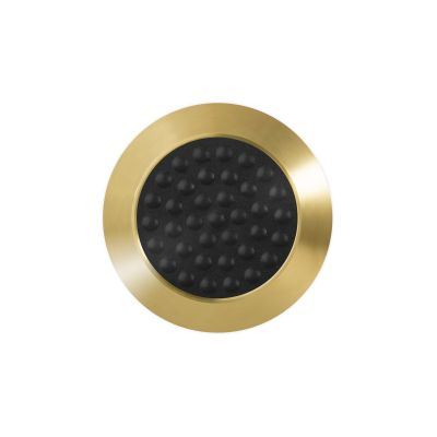 Warning stud made of brass MS K-TPU