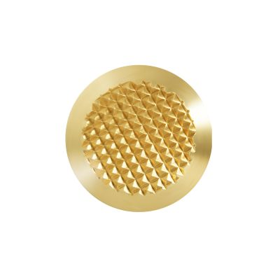 Warning stud made of brass MS KD